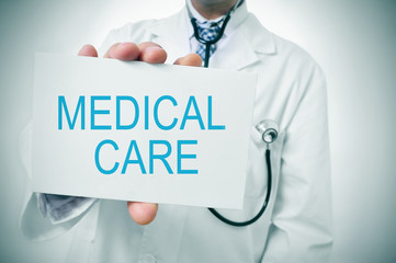 medical care