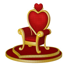 Red Throne of Love