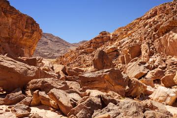 Canyon Egypt