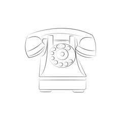 Phone Drawing