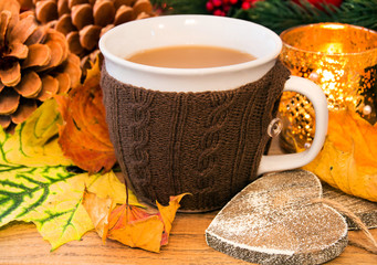 Heißgetränk - Kaffee - Herbst