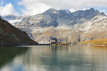 Schwarzsee mit Kapelle ob Zermatt