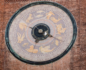 Cremona, Astronomical Clock