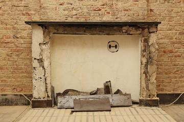cheminée ancienne rénovation