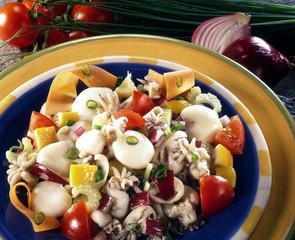 supions en salade