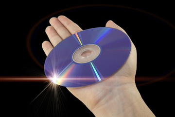 laser cd dvd bluray