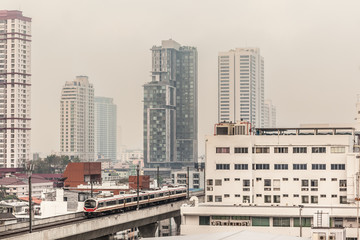Bangkok in the morning