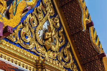 Wat Phra Kaew ornament