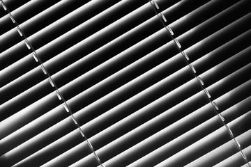 Abstract back lit shutter fragment. Background texture
