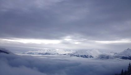 mountains austria