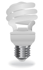 Energy, saving, light, bulb