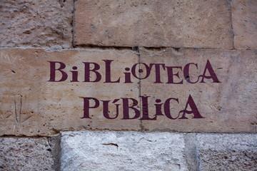 Biblioteca publica