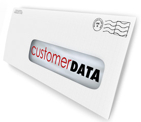 Customer Data Direct Mail Campaign Marketing Advertising Message