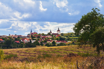 Village Smecno - Czech republic