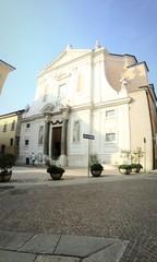 chiesa in via musei