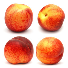 Collection of peach