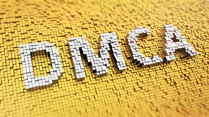 Pixelated DMCA
