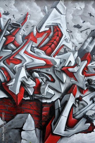 graffiti 13 © Guy Pracros