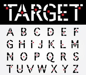 targetfont