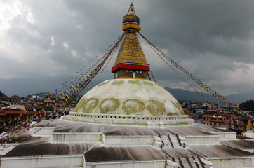 Boudhanath Temple, Worlds Largest Stupa