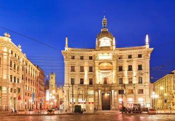 Milan Cordusio Square Palace