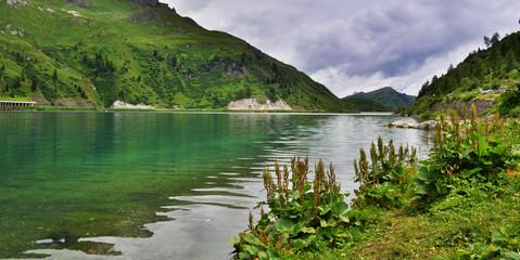 Fedaia Dam Italy
