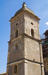 Church of St. Maria Maddalena. Morano Calabro. Calabria. Italy.