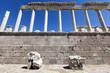 Temple of Trajan, Bergama, Izmir