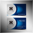 Professional and designer business card or visiting card