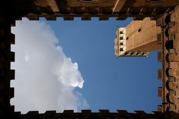 Interno Palazzo Comunale Siena