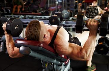 Gantels gym a