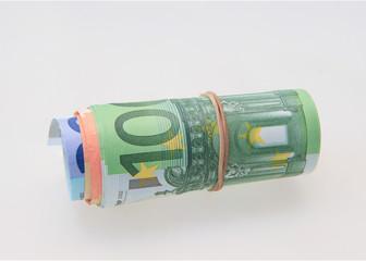 Various Euro notes