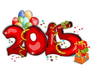 Silvester , Neujahr 2015