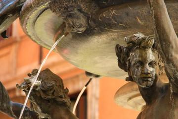 Roma Ghetto - Fontana delle tartarughe
