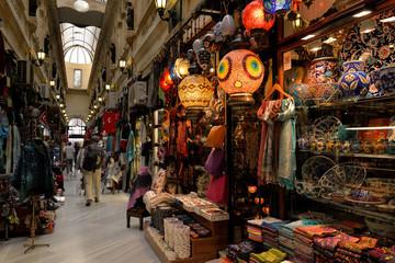 Grand Bazaar, Istanbul, Turkey.
