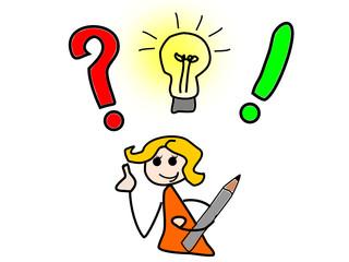Problemlösung, Service, Fragen beantworten No.2