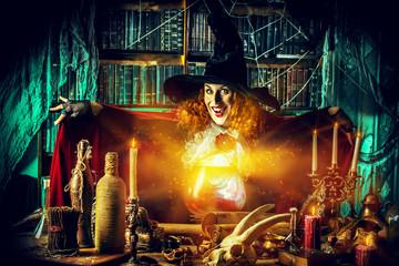 sorceress lady