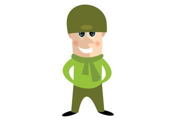 mężćzyzna,wojsko