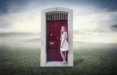A door to another world
