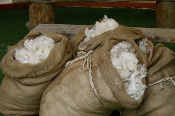 Sacchi di lana