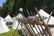 Zelte, Speere, Lanzen - 71278757