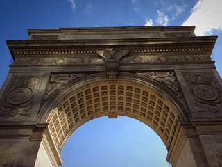 New York Washington Square parl arco