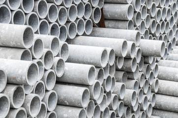 Close up of asbestos pipes