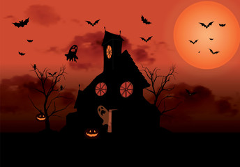 Halloween scary