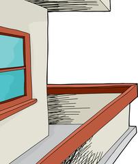 Patio With Window