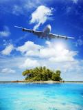 Air travel concept - 71282577