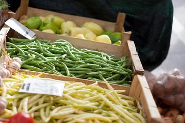 green beans market