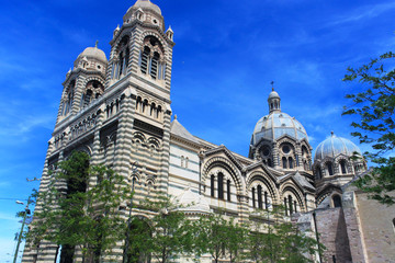 Cathedral - Marseille