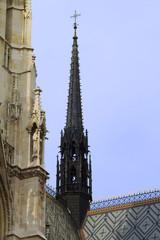 Votivkirche Central Steeple - Wien