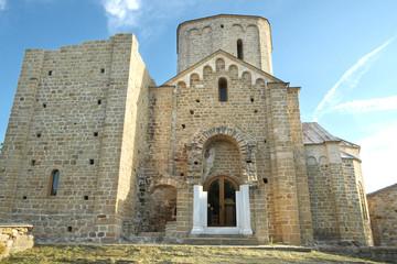 Djurdjevi Stupovi Monastery, Serbia